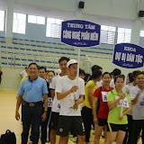 CUSC tham dự hội thao TT Đại học Cần Thơ 2014