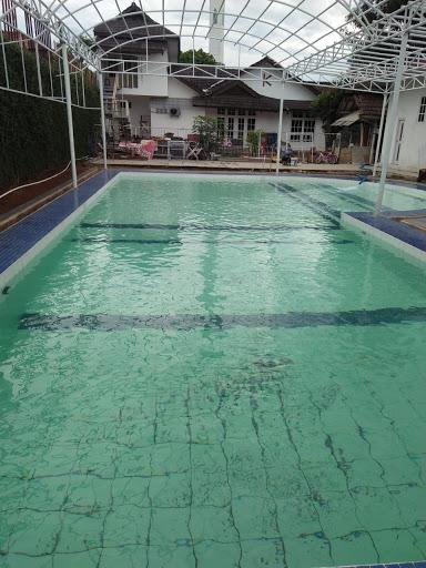 Jasa pengisian air kolam bekasi