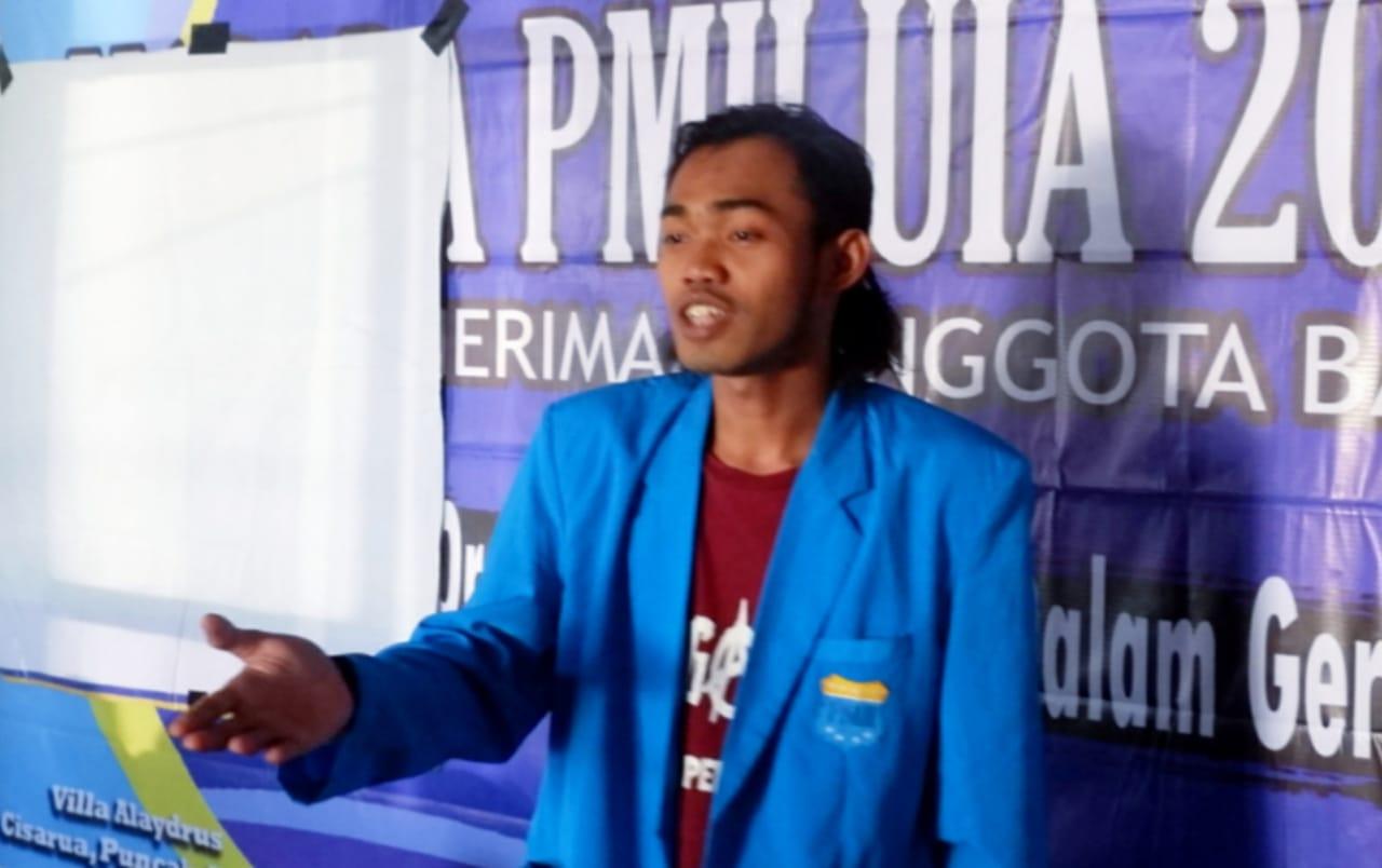 Ketua PMII UIA Jaktim Singgung New Normal SulSel