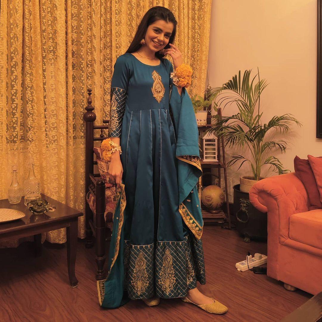 Srha Asghar wedding