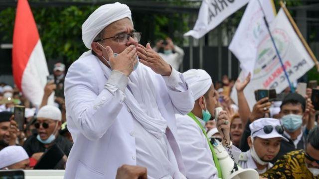 Hakim Penolak Banding Habib Rizieq Pemberi Diskon Pinangki: Koruptor Dipandang Teman, Ulama Jadi Musuh!