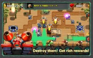 rekomendasi game stategi offline little commander 2