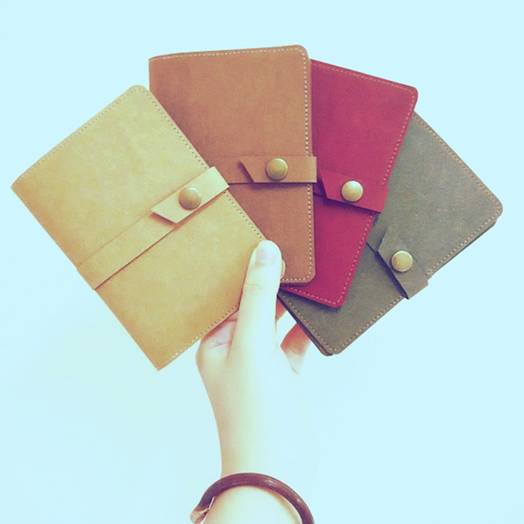 ≈Travel Journal≈ Passport Holder by Cha-mi's Handmade