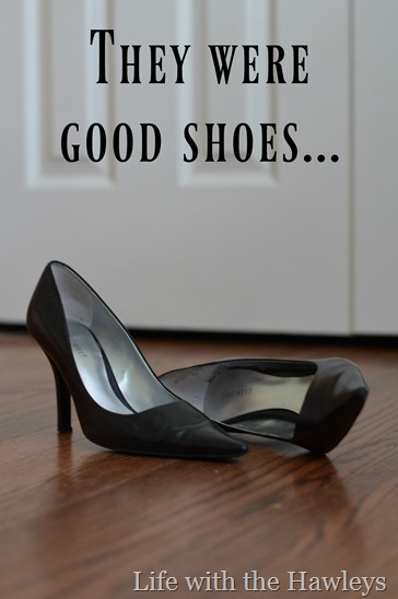 They Were Good Shoes- Life with the Hawleys