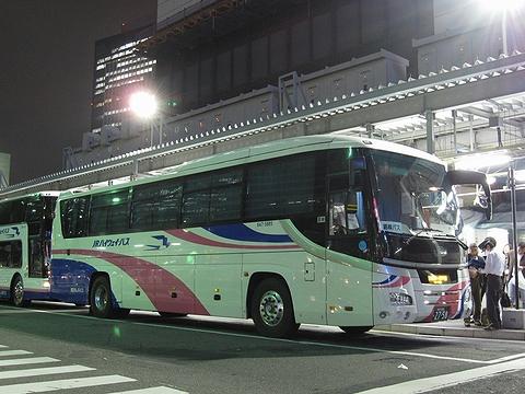 西日本JRバス「青春ドリーム神戸号」