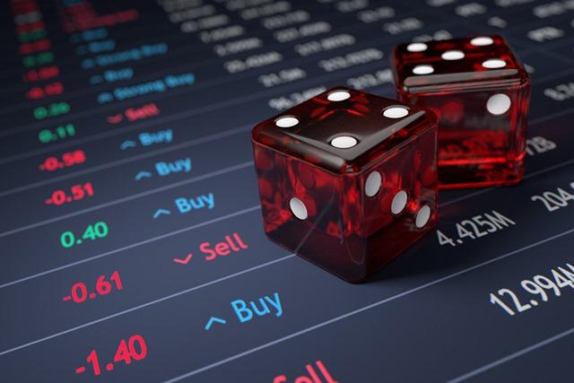 Stock Market Dice Roll