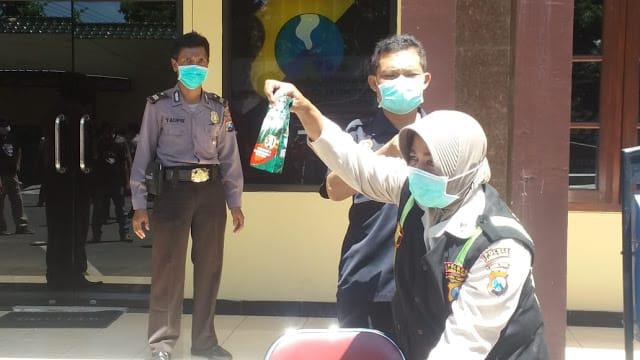 Paur Kesehatan Jelaskan Cara Pembuatan Desinfektan Pribadi