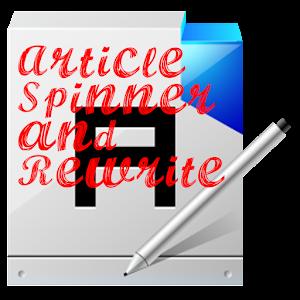 Article rewriter apk