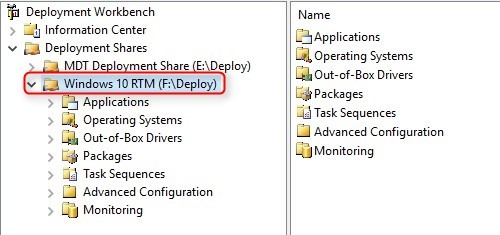 MDT 2013: How to Update task Sequence without rebuilding the