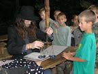 měření úlovku