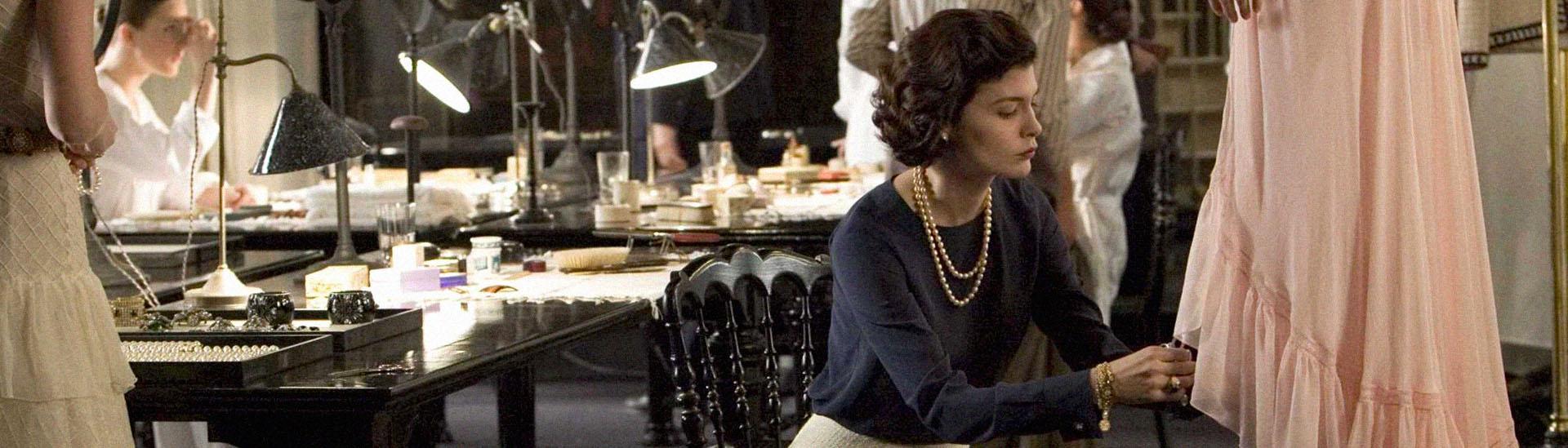 Baner filmu 'Coco Chanel'