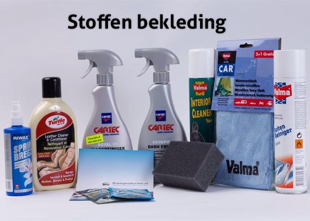 Stoffen Stoel Schoonmaken : Creatief met gea: wist je autobekleding schoonmaken!