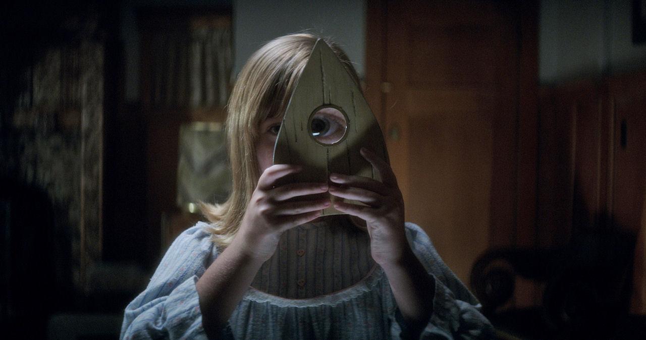 Lulu Wilson stars as Doris in OUIJA: ORIGIN OF EVIL. (Photo courtesy of Universal Pictures).