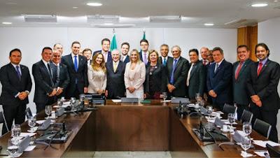 Presidentes da Assembleias estaduais