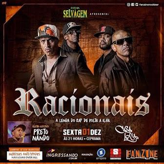 Show Racionais MCs em São Luís