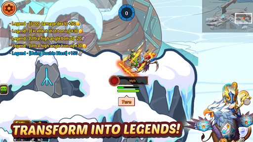 Clash of Legends: Online Shooting Heroes apkmr screenshots 4
