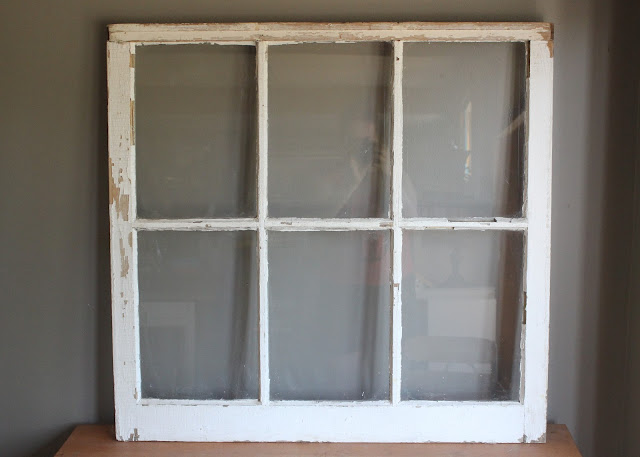 6-pane white window available for rent from www.momentarilyyours.com, $8.