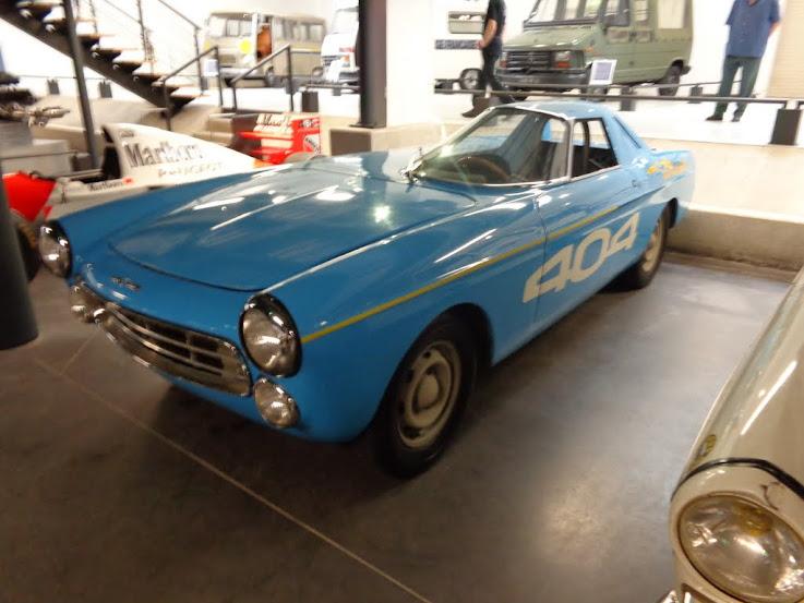 Musée de l'aventure Peugeot à Sochaux DSC01300
