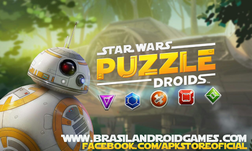 Download Star Wars: Puzzle Droids v1.2.20 APK + OBB Data - Jogos Android