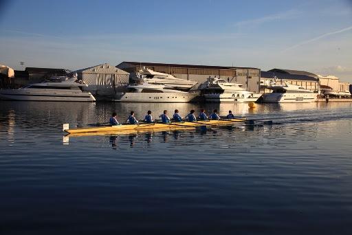 CANOTTAGGIO - Navicelli. Tutto pronto per il primo appuntamento del fondo 2013