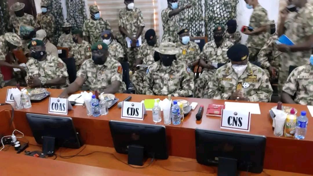 New Service Chiefs Arrive Maiduguri To Tackle Insurgency