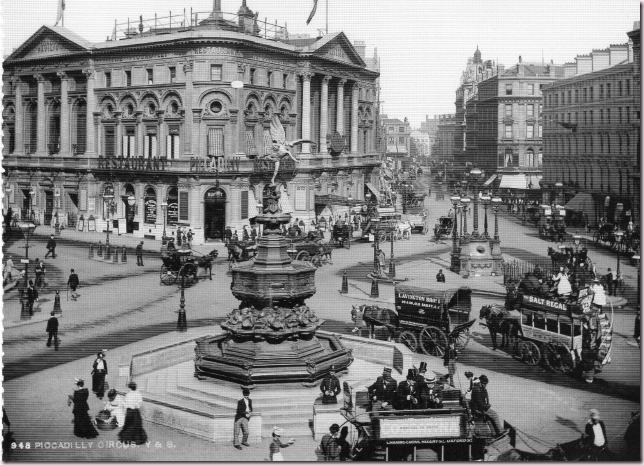 London Pavillion, Piccadilly Circus
