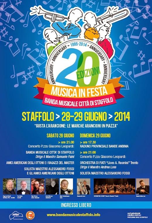 28 - 29 giugno 2014
