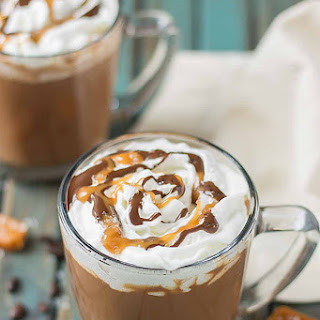 Sea Salt Caramel Mocha Recipe