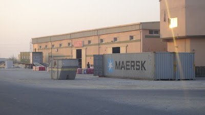 Factory  (Sorting) outside View