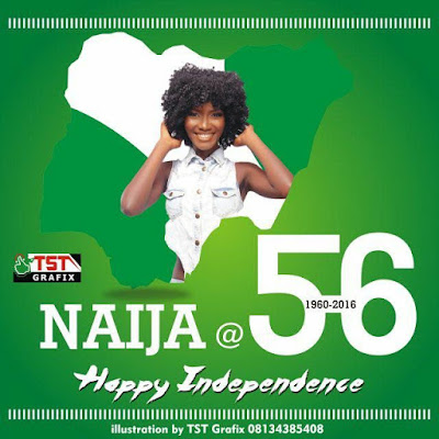 Image result for Patriotic photos for Nigeria at 56