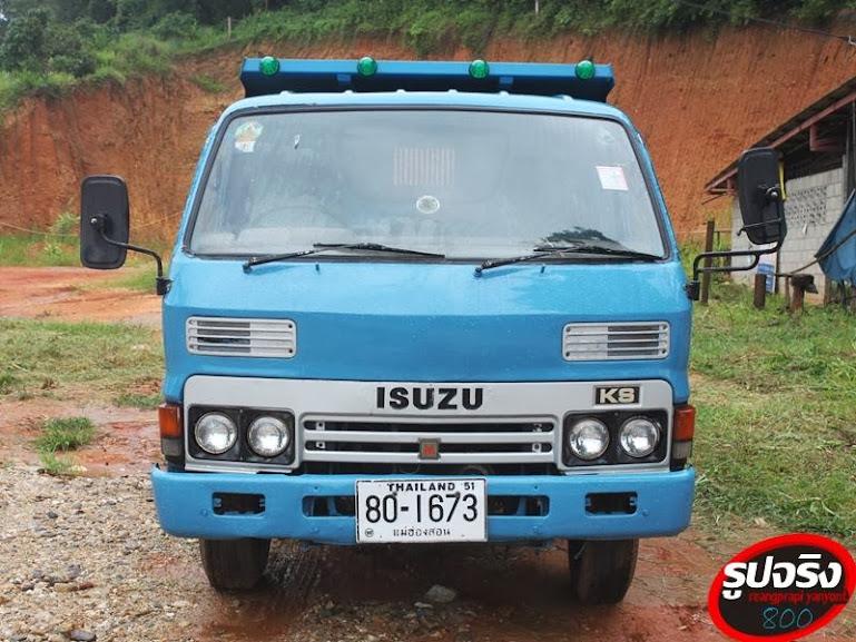 รถมือสอง ISUZU KS 11 เครื่อง 100แรง รหัส 4BC2 ปี2532 ภาคเหนือ เชียงใหม่
