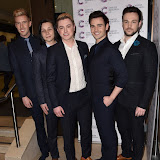 OIC - ENTSIMAGES.COM - Collabro at the James Ingham's Jog-On to Cancer in London 7th April  2016 Photo Mobis Photos/OIC 0203 174 1069