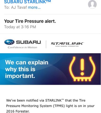Lit S Living On Capitol Hill Hell Subaru Starlink Tpms Tire