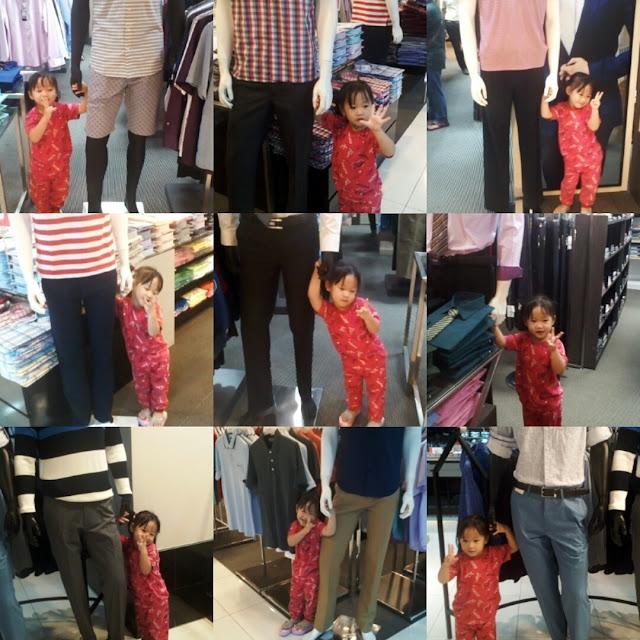 Model Kanak-kanak Cilik