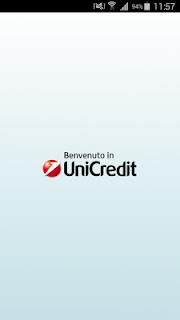 Mobile Banking UniCredit screenshot 00