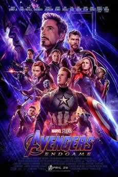 Capa Vingadores Ultimato Torrent