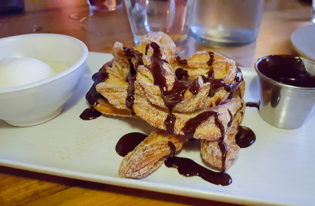 photo of Churros from Galaxy Taco