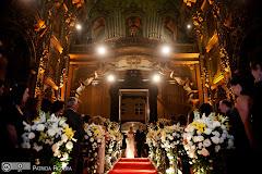 Foto 0601. Marcadores: 29/05/2010, Casamento Fabiana e Joao, Igreja, Igreja Nossa Senhora Monte do Carmo, Rio de Janeiro