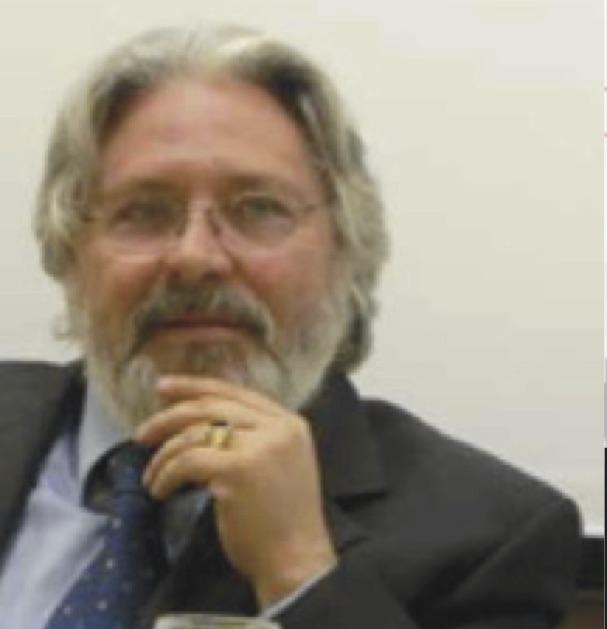 Pasquale Natali, direttore editoriale della rivista La Ciminiera