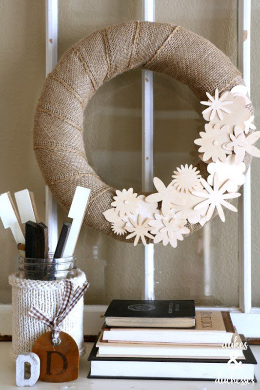 DIY-wood-veneer-floral-wreath