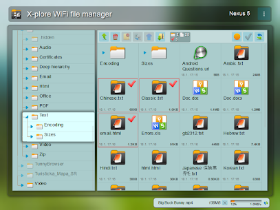 X-plore File Manager v4.19.03 (Mod, Donate Unlocked) 2