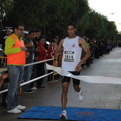 Carrera de Manzanares 2011 - Llegada