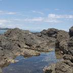 Uno de los tantos pozos del acuario