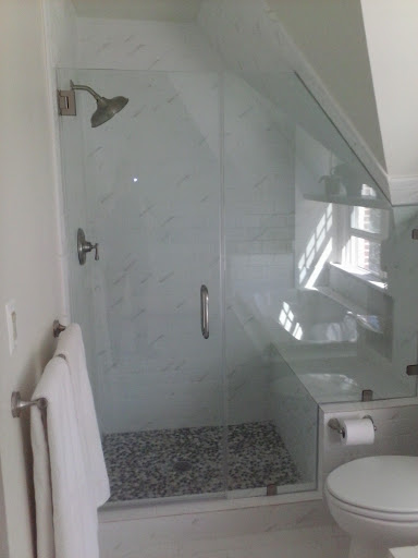 Amazing Bathroom Remodel in Dupont Circle Washington DC BEFORE and AFTER Pictures