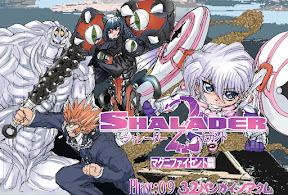 Shalader Second 09 – 32-bangai no Akumu