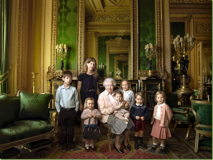 GTY_queen_elizabeth_great_grandchildren_jef_160420_4x3_992