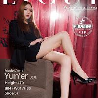 LiGui 2014.03.09 网络丽人 Model 允儿 [51P] cover.jpg