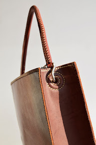 hand made leather bag 40 sorok