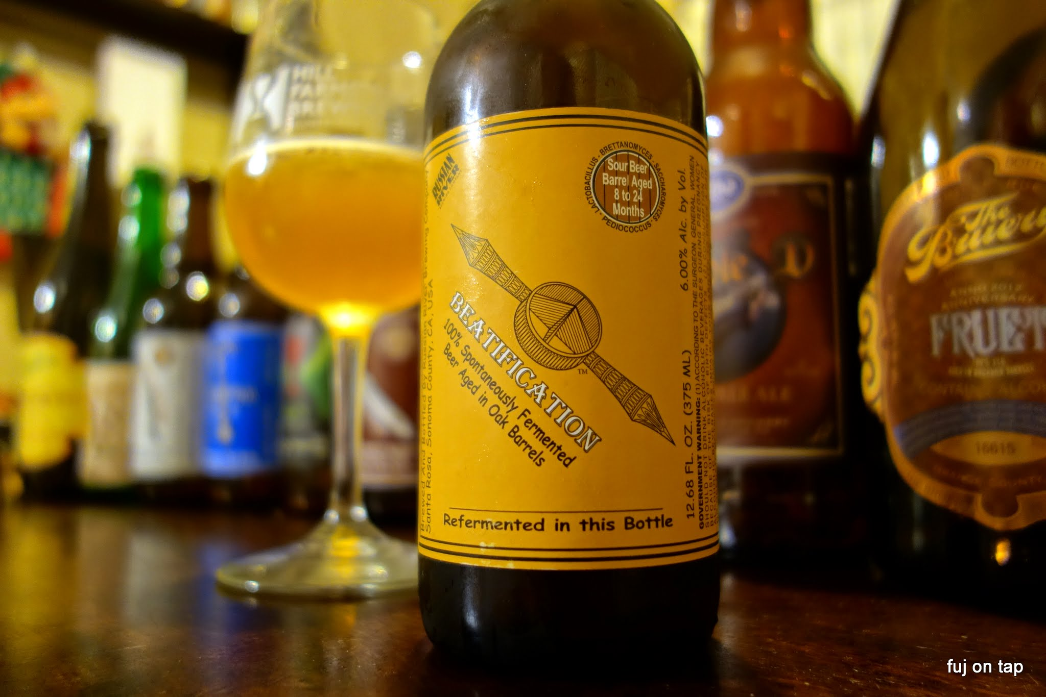 Russian River Beatification Batch 5
