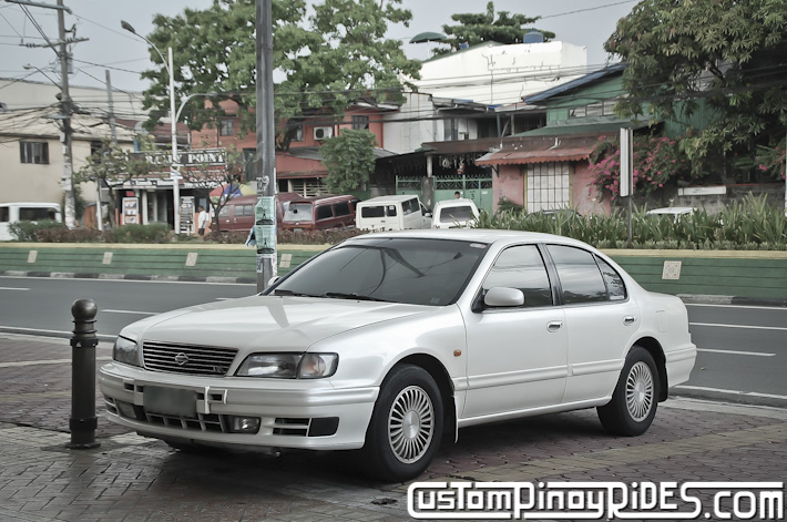 nissan maxima j31 workshop manual